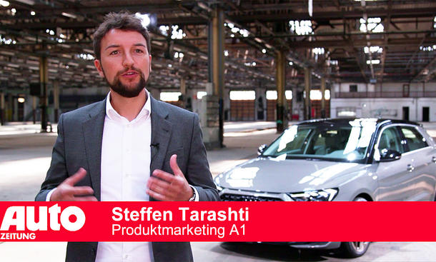 Steffen Tarashti, Audi Produktmarketing