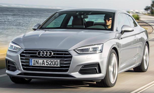 Audi A5 (2017)