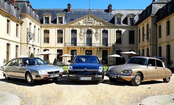 Citroën DS/CX/C6