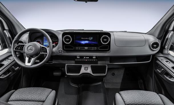 Mercedes Sprinter 3. Generation | autozeitung.de