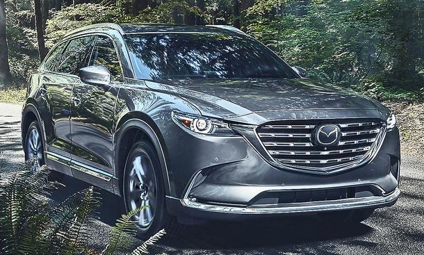 Mazda Cx 9 Facelift 2020 Innenraum Preis Autozeitung De