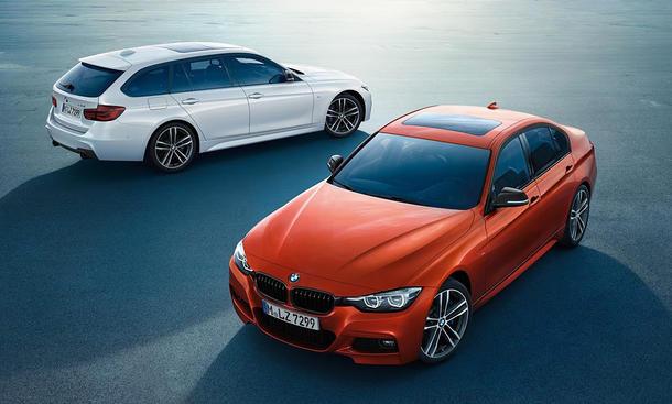 BMW 3er Sonermodelle