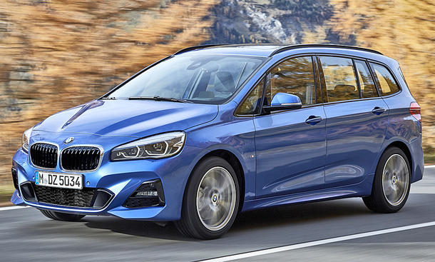 bmw 2er gran tourer facelift 2018 preis motor. Black Bedroom Furniture Sets. Home Design Ideas