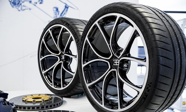 400-km/h-Reifen von Michelin