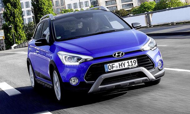 Hyundai i20 Active Facelift (2018)