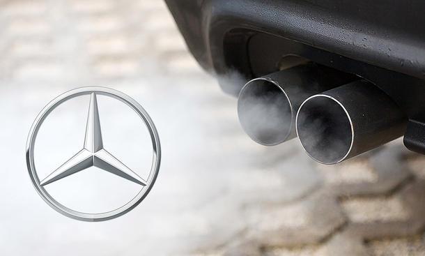 Mercedes Betrugsvorwürfe Im Dieselskandal Autozeitungde