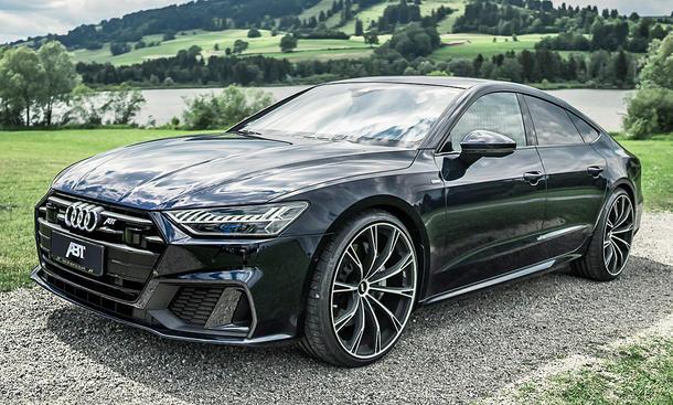 Audi A7 von Abt (2018)