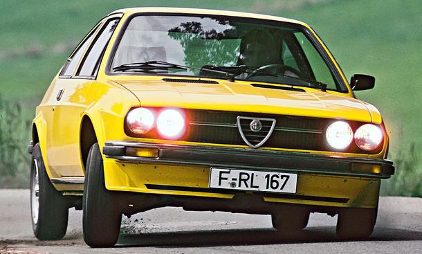 Alfa Romeo Sud Sprint