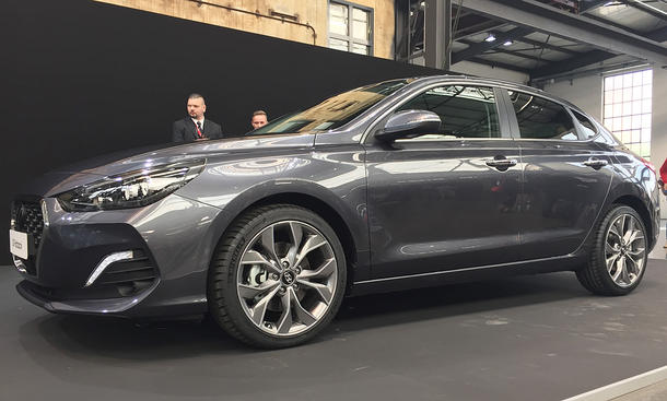 Hyundai I30 Fastback 2018 Preis Motor Autozeitungde