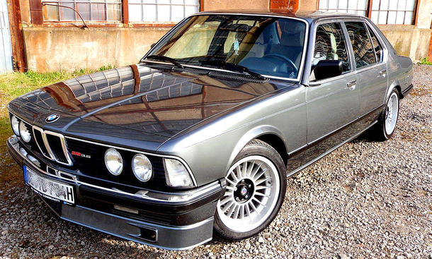Alpina B9 (E23)