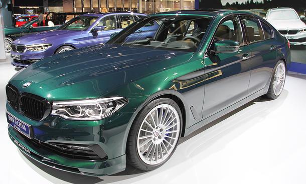 Alpina D5 S (2017)