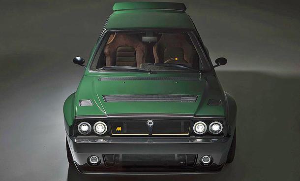 Lancia Delta Futurista (2018)