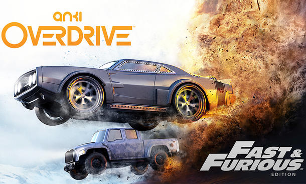 Anki Overdrive: Fast & Furious-Edition