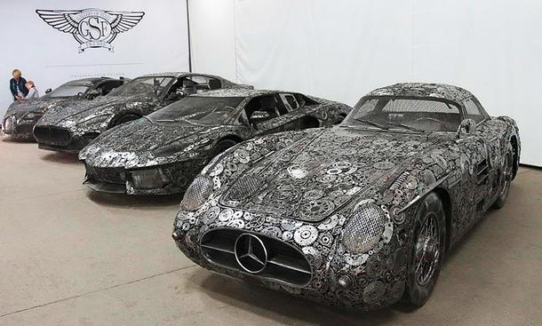 Legendary Art Cars