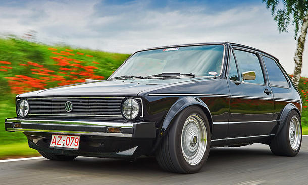 VW Artz-Golf: Classic Cars