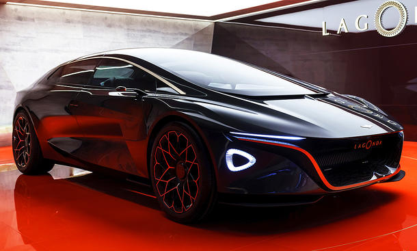Aston Martin Lagonda Vision Concept (2018)