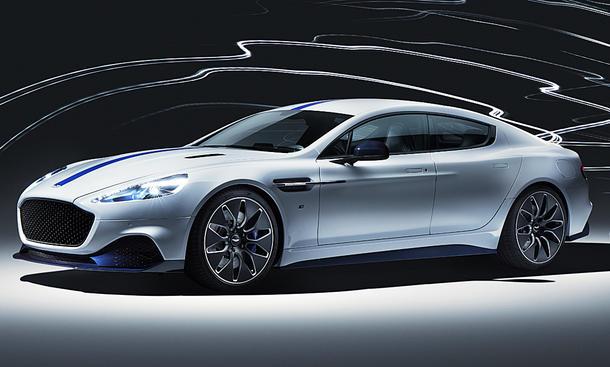 Aston Martin Rapide E 2019 Motor Ausstattung Autozeitung De
