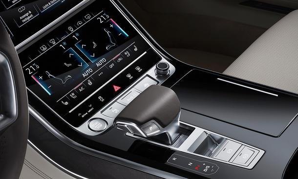 Audi A8 (2017)
