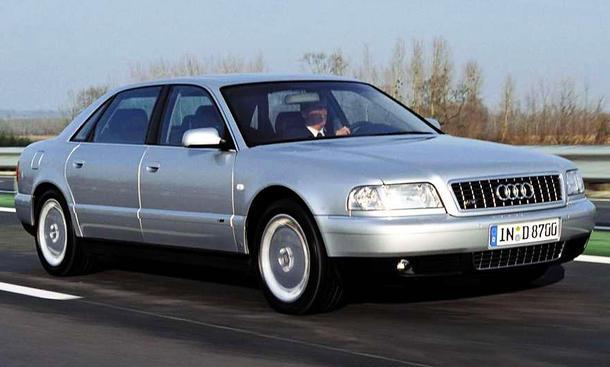Audi A8 (D2/4D) Quattro