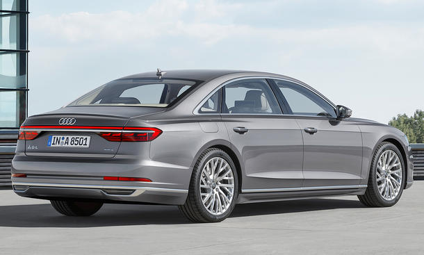 Audi A8L (2017)