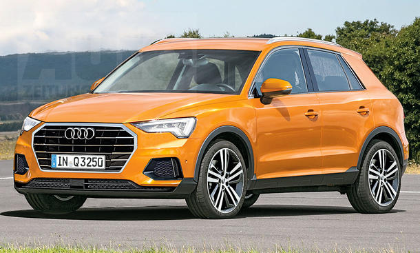 2018 Audi X3 New Car Release Date And Review 2018