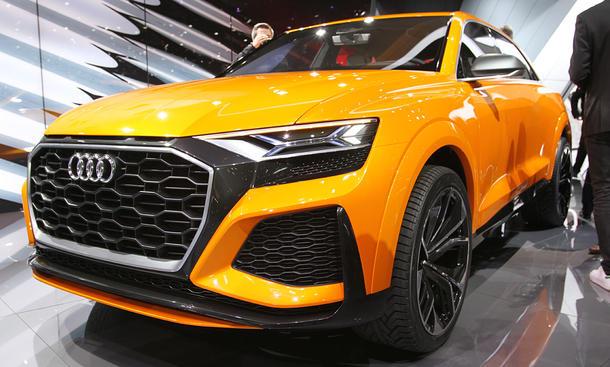 Audi Rs 8 2017 >> Audi Q8 1. Generation | autozeitung.de