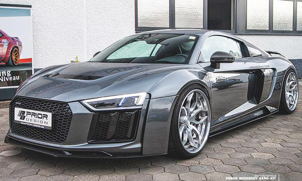 audi r8 4s tuning von prior design. Black Bedroom Furniture Sets. Home Design Ideas