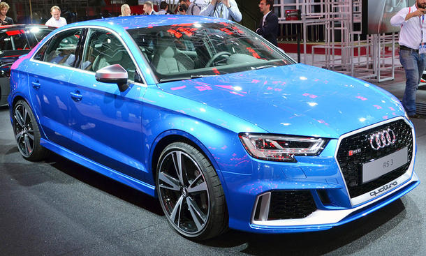 2018 Audi S3 Sedan quattro Price amp Specs  Audi USA