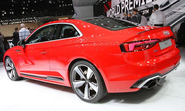 Audi RS 5 Coupé (2017)