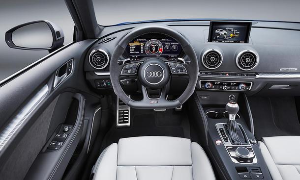 Audi RS 3 Sportback Facelift (2017)