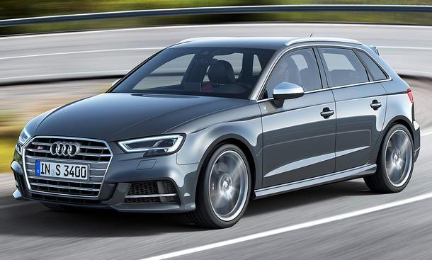 Audi S3 Sportback Facelift (2016)