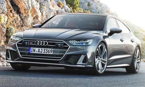 Audi S7 Sportback (2019)