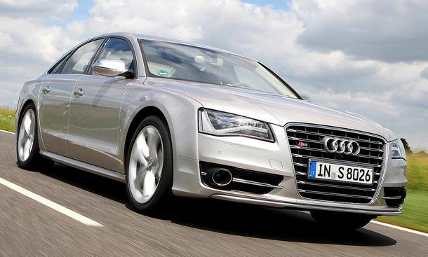 Audi S8 (2012)