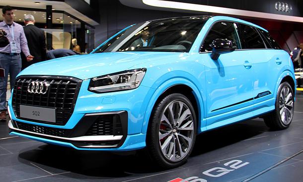 Audi SQ2 (2018)