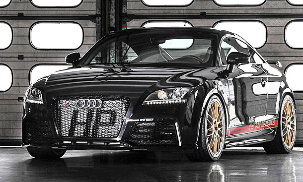 Audi TT RS von HPerformance