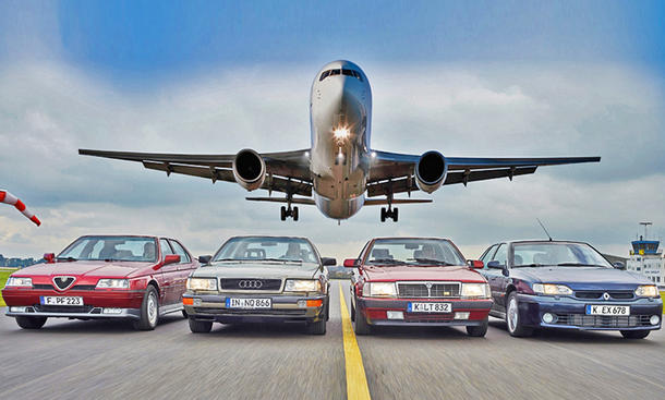 Alfa Romeo/Audi/Lancia/Renault: Classic Cars