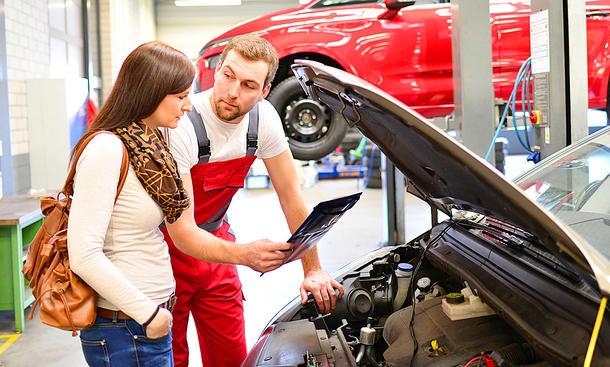 Wirkaufendeinauto Test Tuv Rheinland Autozeitung De