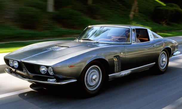 Iso Rivolta: Classic Cars