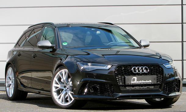 Audi Rs 6 Rs 7 Tuning Von B B Automobiltechnik Autozeitung De