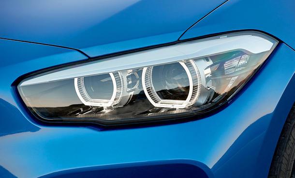 BMW 1er Facelift (2017)