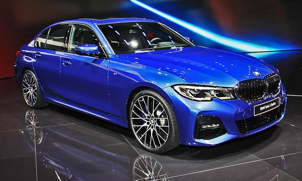 New Bmw 7 Series >> BMW 3er G20, G21 (2018): Technische Daten