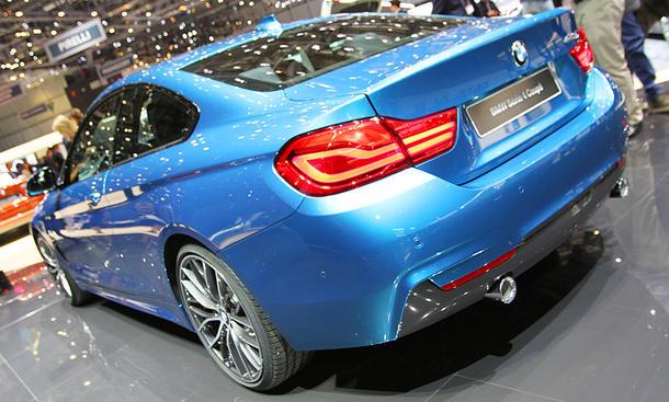 BMW M4 Coupé Facelift (2017)