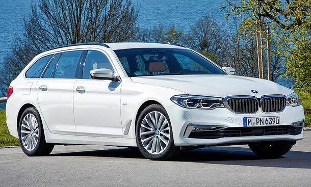 BMW 520d Touring (2017)