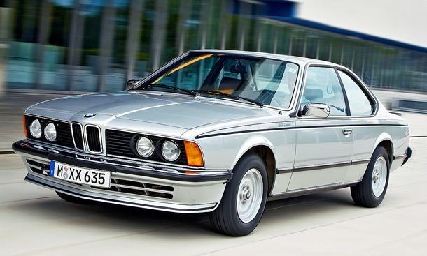 BMW 635 CSi: Classic Cars