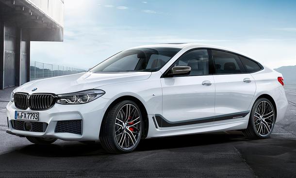 BMW 6er GT Sondermodell