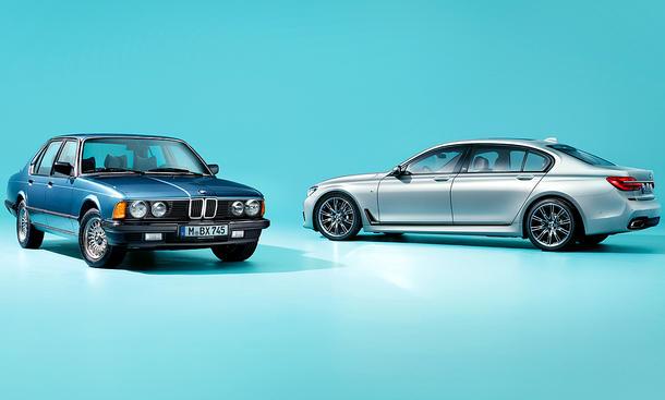 BMW 7er Edition 40 Jahre (2017)