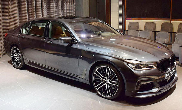 BMW 750Li xDrive (G11)