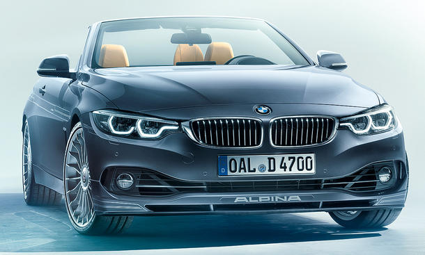 BMW Alpina D4 Biturbo (2017)