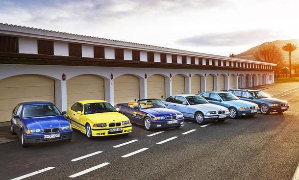 BMW 3er (E36): Classic Cars
