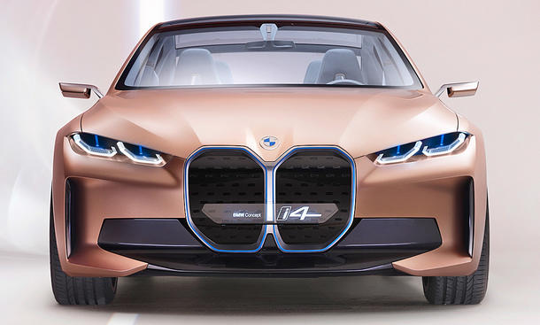 BMW i4 Concept (2020)